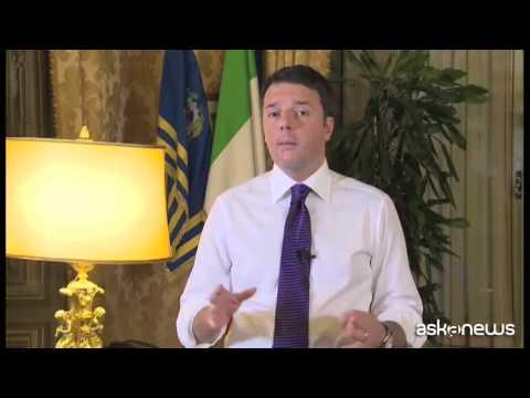 Renzi: corrotti dovranno pagare fino all'ultimo centesimo