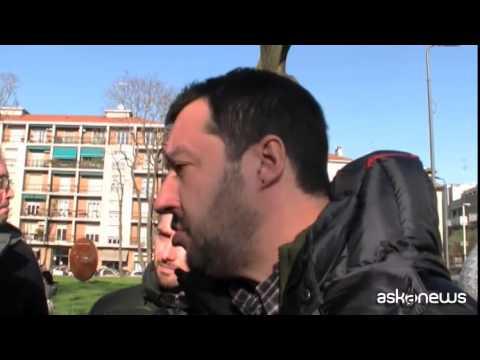 """Salvini ha visto Berlusconi: """"Ci rivedremo, a oggi non alleati"""""""