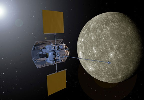 Un mese di vita in più per la sonda Nasa Messenger