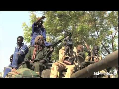 Sudan del Sud: un anno di feroce guerra civile tra Dinka e Nuer