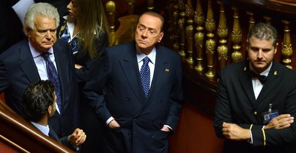 Berlusconi: si ad un'azione militare in Libia