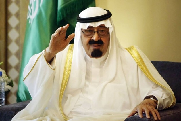 Funerali di Abdullah a Riad, folla e capi di Stato