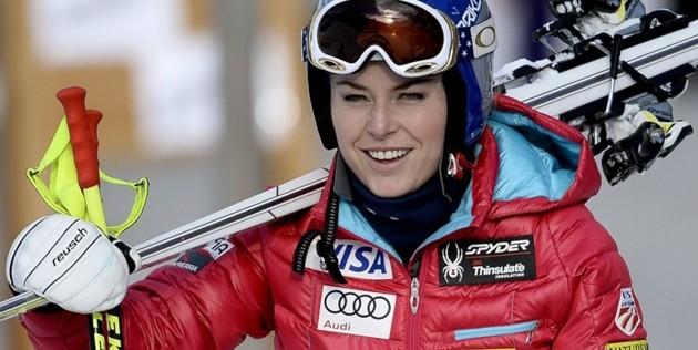 Sci alpino, super G: vince Vonn, Brignone sesta