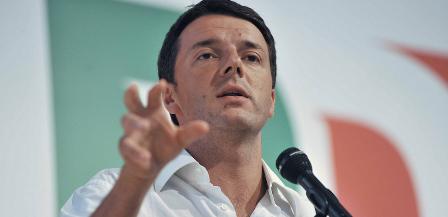 Renzi: troppe banche e poco credito, vareremo un provvedimento