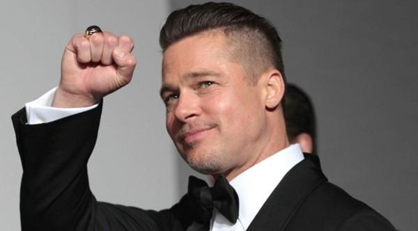 Brad Pitt: Spesso dico no a Hollywood per stare con i figli