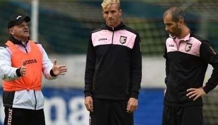 Calcio, doppia seduta per il Palermo a Boccadifalco