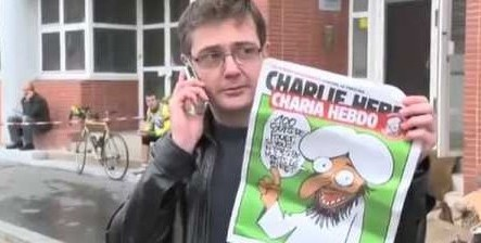 Francia, attacco a Charlie Hebdo: morti direttore e 3 vignettisti