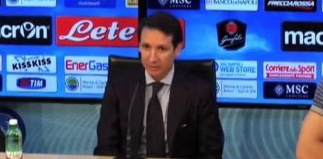 Gabbiadini arriva a Napoli: pronto per match con la Juve (video)