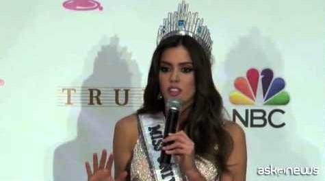 La colombiana Vega eletta Miss Universo (VIDEO)