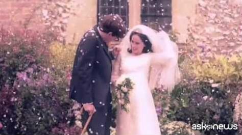 """""""La teoria del tutto"""", il genio Stephen Hawking e un grande amore"""