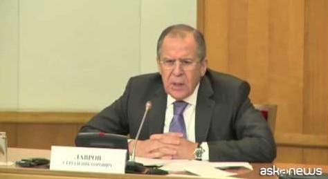 Lavrov: Putin non è stato invitato ufficialmente ad Auschwitz