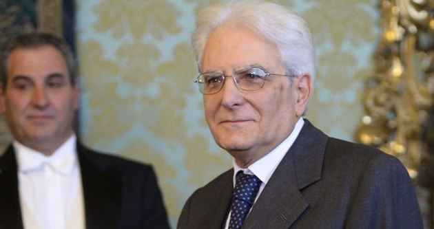 Mattarella Presidente: penso a difficoltà e speranze italiani