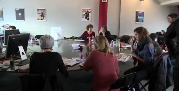 Francia, la redazione di Charlie Hebdo negli uffici di Liberation. Nuove minacce da al Qaida (VIDEO)