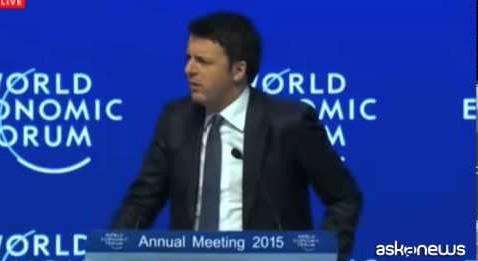 Renzi: carpe diem, trasformare rischi in opportunità