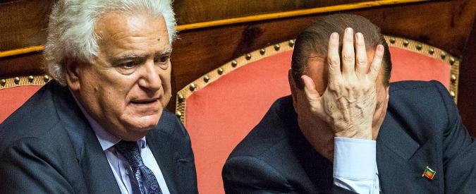 Cav scottato da Renzi-Alfano. In Fi è ora resa conti