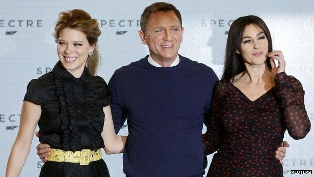 James Bond: prime immagini dal set. In Italia a ottobre (VIDEO)