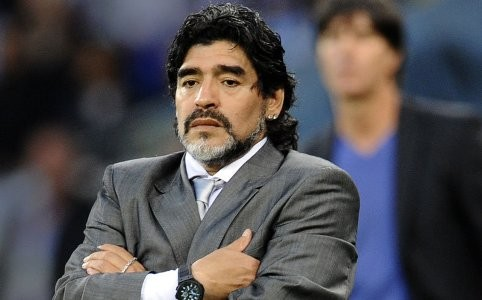 """Maradona attacca Blatter: """"Abbiamo un dittatore a vita"""""""