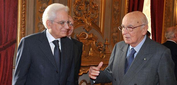"""Mattarella da Napolitano: """"Grazie per quanto fatto"""". A Ciampi: """"Puoi capire le mie preoccupazioni"""""""