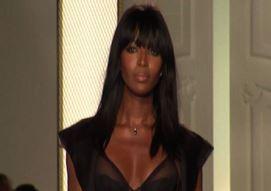 Naomi Campbell e le altre super-top in lingerie per La Perla