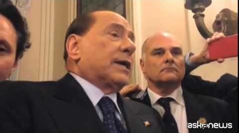 Berlusconi: diremo sì solo alle riforme che riterremo utili