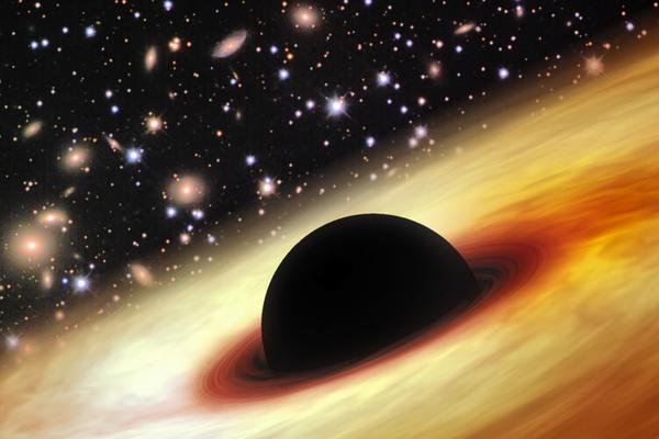 Astronomia, scoperto un buco nero nato all'alba dell'Universo
