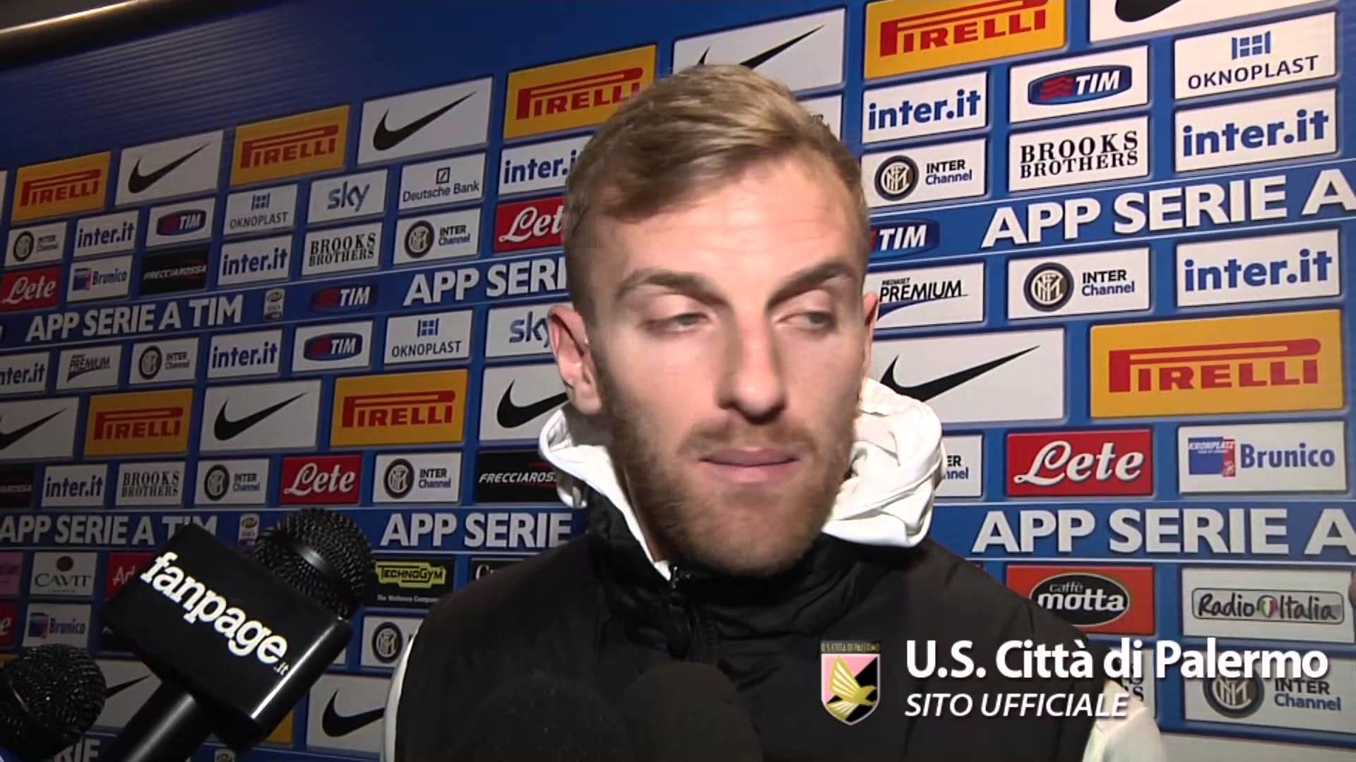 Calcio, le interviste di Inter-Palermo