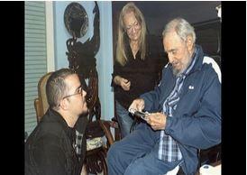 Da Cuba le prime foto di Fidel Castro dopo sei mesi (VIDEO)