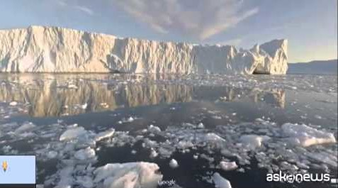 Google Street arriva fra i fiordi della Groenlandia