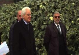 Mattarella: lotta a mafia e a corruzione priorità assolute