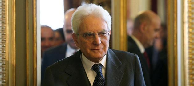 Mattarella: Viva l'Italia e la Repubblica