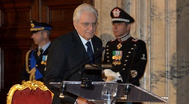 """Mattarella: """"Patto di civiltà contro l'aggressione del terrorismo"""""""
