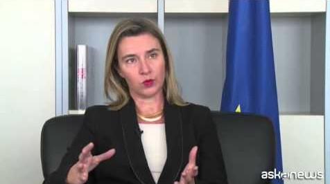 Mogherini: vertice sull'Ucraina è un tornante decisivo