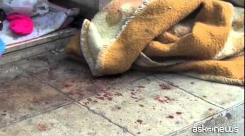 Nuovo clochard aggredito a Palermo, picchiato mentre dormiva (VIDEO)