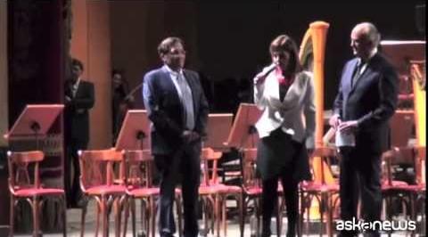 Palermo, l'Orchestra sinfonica celebra Sergio Mattarella (VIDEO)