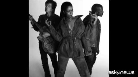 Torna Rihanna in stile folk, con Paul McCartney e Kanye West