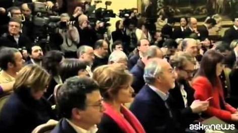Tsipras fa tappa a Bruxelles, ricevuto da Juncker