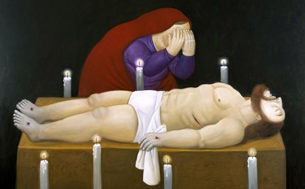 L'arte di Botero sbarca a Palermo, unica tappa in Italia. (VIDEO)