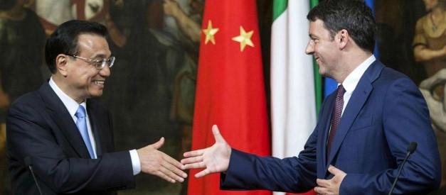 Pechino punta sull'Italia, acquisizioni volano a 6 mld in 2014