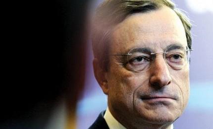"""Draghi: """"Mantenere alta la crescita. Nessuna tassa sulla casa"""""""