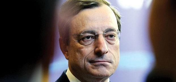 Draghi promette sostegno a ripresa, ma richiama l'Europa su riforme e coesione