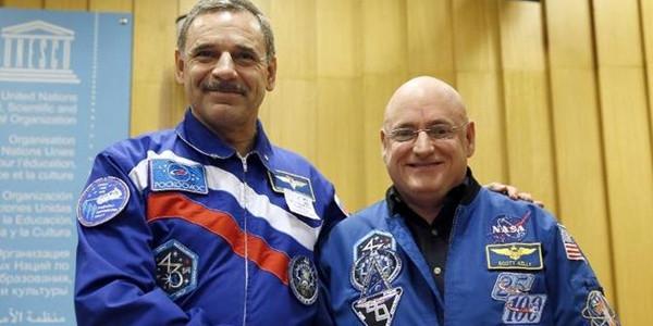 """Stazione spaziale internazionale, al via la """"missione gemelli"""" (VIDEO)"""