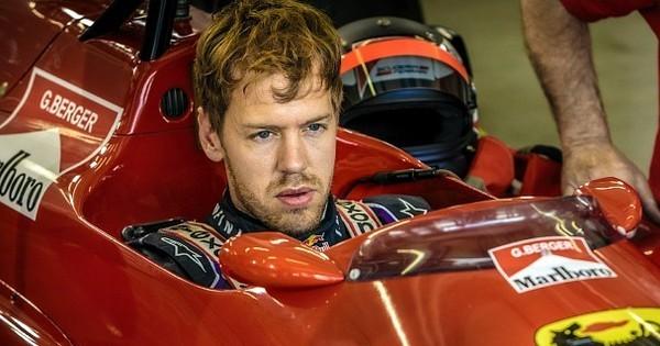 """Vettel: """"La Ferrari è un sogno, Schumi me l'aveva detto"""""""