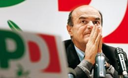 Bersani: se testo Italicum rimane così noi non lo votiamo