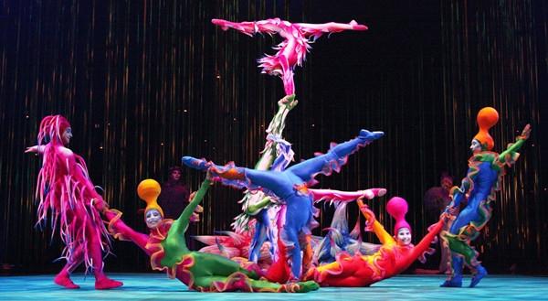 Dal Cirque du Soleil un grande show sul cibo per Expo 2015 (VIDEO)