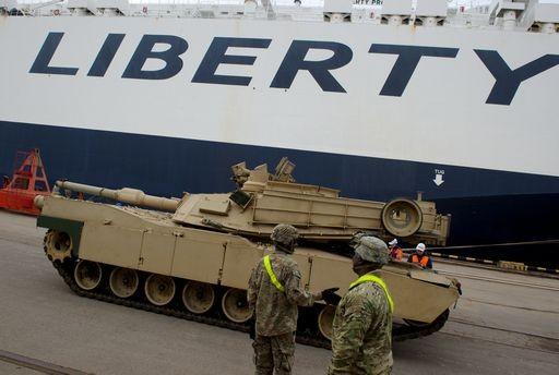 Colonna militare Usa sfilerà in 5 Paesi di ex patto di Varsavia
