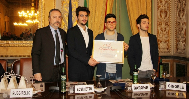 """Il parlamento siciliano celebra 'Il Volo': """"Ambasciatori della Sicilia nel mondo"""""""