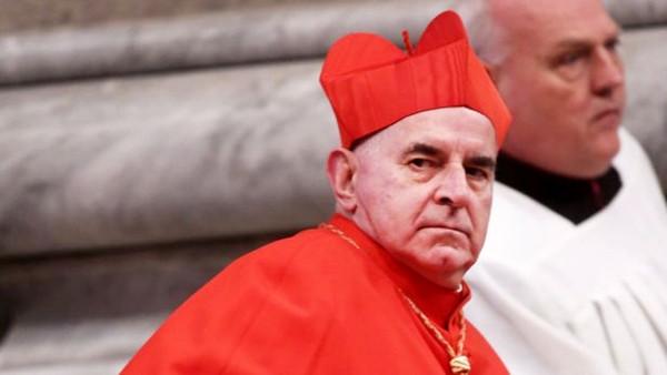 Papa accetta rinuncia a diritti e prerogative del card. O'Brien