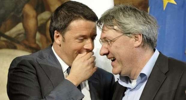 """Landini sfida Renzi: """"Abbiamo più consensi del governo"""". Cuperlo: """"Caro Maurizio spero di incontrarti presto"""""""