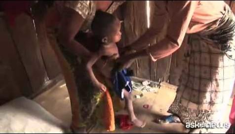 Madagascar, siccità e carestia devasta meridione (VIDEO)