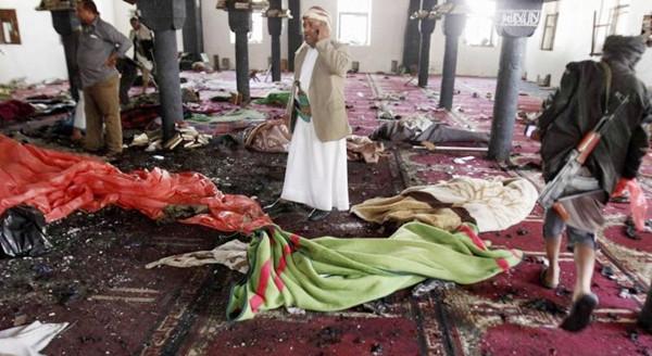 Yemen, l'Isis rivendica strage alle moschee. Oltre 130 morti e 350 feriti (VIDEO)